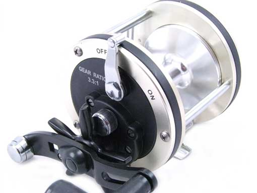 SAMBO-CHARTER-XL-5300A-LEFT-HAND-BIG-GAME-TROLLING-FISHING-REEL-OVERHEAD-CUSTOM